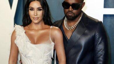 Photo of Kanye West filtra detalles de su matrimonio con Kim Kardashian