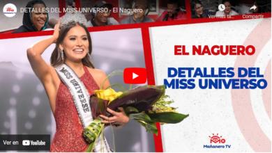 Photo of 'Le dieron el premio a México para hacerle daño a Donald Trump'
