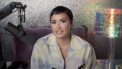 Photo of Demi Lovato se identifica como persona no binaria