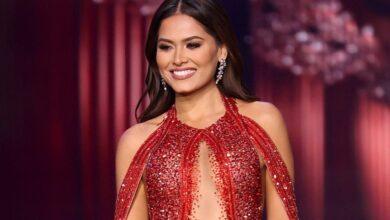 Photo of Aseguran que la Miss Universo 2021, Andrea Meza, es hija de Ana Gabriel, pero la dio en adopción