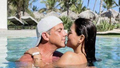 Photo of Carlos Ponce y Karina Banda, celebran su tercer año de novios en República Dominicana