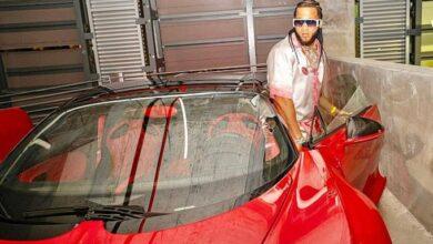 Photo of Santiago Matías informa El Alfa está sedado tras enterarse del incendio a su Bugatti