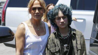 Photo of Despiadadas críticas recibió la hija de Jennifer Lopez, Emme. Dijeron que parece un niño