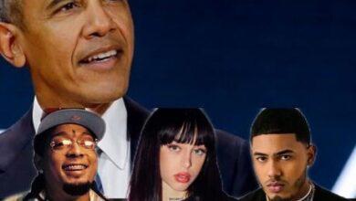 Photo of Canción de Rochy RD entre las favoritas de Barack Obama este verano