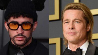 """Photo of Bad Bunny y Brad Pitt se pelean en las primeras imágenes de """"Bullet Train"""""""