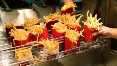 Photo of Papas fritas estilo McDonald's: cómo lograrlas en casa
