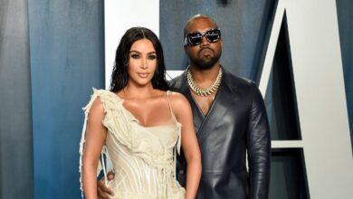 Photo of Kim Kardashian se queda con el apellido West, y Kanye se cambia de nombre