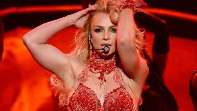 Photo of Britney Spears publica fotos en tanguita y sin sostén para mandar contundente mensaje