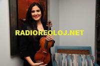"""Photo of Aisha Syed: """"Es la primera vez que tenemos un violín de US$6 millones en RD"""""""