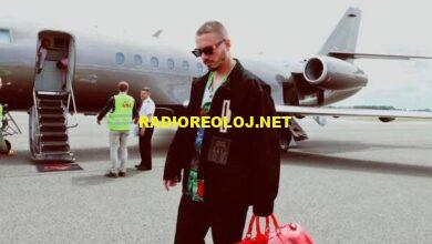 Photo of J Balvin, de pedir el aventón a sus amigos para llegar a sus conciertos a tener un avión propio