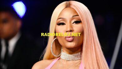 Photo of Así reaccionó Nicki Minaj al enterarse de que no fue invitada a una fiesta de su propia disquera
